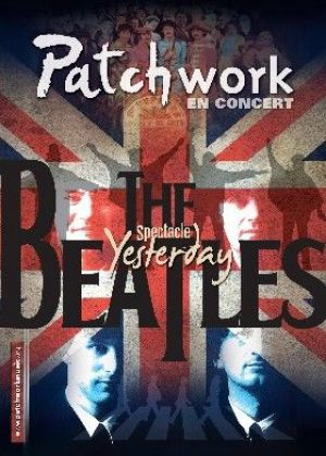 Yesterday The Beatles Patchwork
