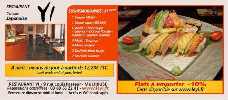 Restaurant Yi