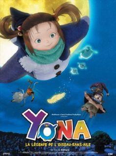 Yona, la légende de l\'oiseau-sans-aile