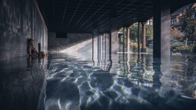Le nouveau spa immersif Yonaguni à Obernai