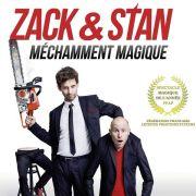 Réveillon de Gala de la Saint Sylvestre 2016-2017 à l\'Entrepôt - Mulhouse : Zack et Stan : Méchamment Magique