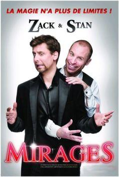 Zack & Stan : Mirages