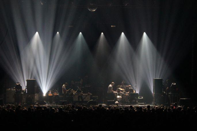 Concert au Zénith de Paris La Villette