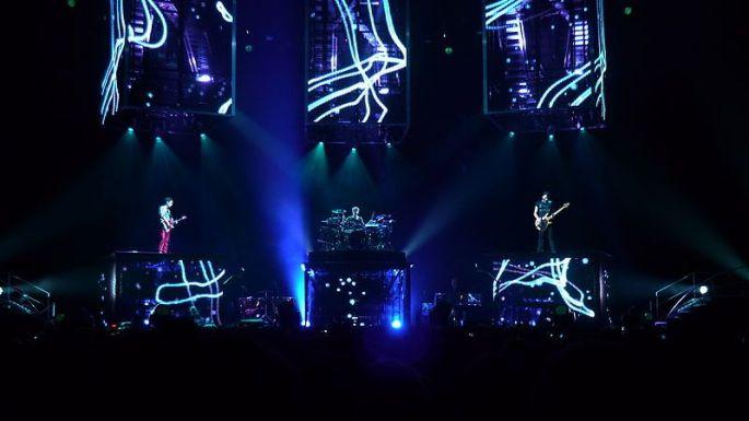 Muse en concert au Zénith de Toulouse